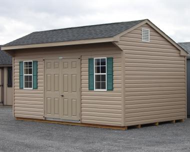 10x16 Cottage Style Storage Shed from Pine Creek Structures in Berrysburg, PA